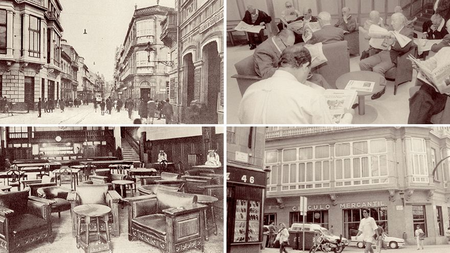 130 años del Círculo que dejan huella en Vigo