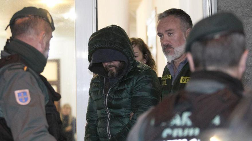 """Mantienen en prisión a tres presuntos asesinos de Ardines para evitar cualquier """"tentación"""" de fuga"""