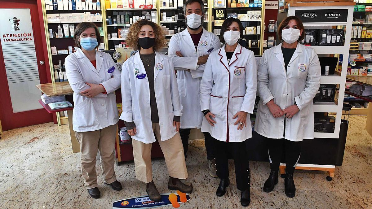 Tras la trinchera farmacéutica