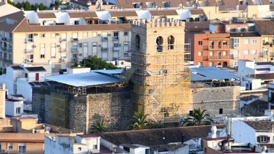 El castell eclesiàstic de Xàbia