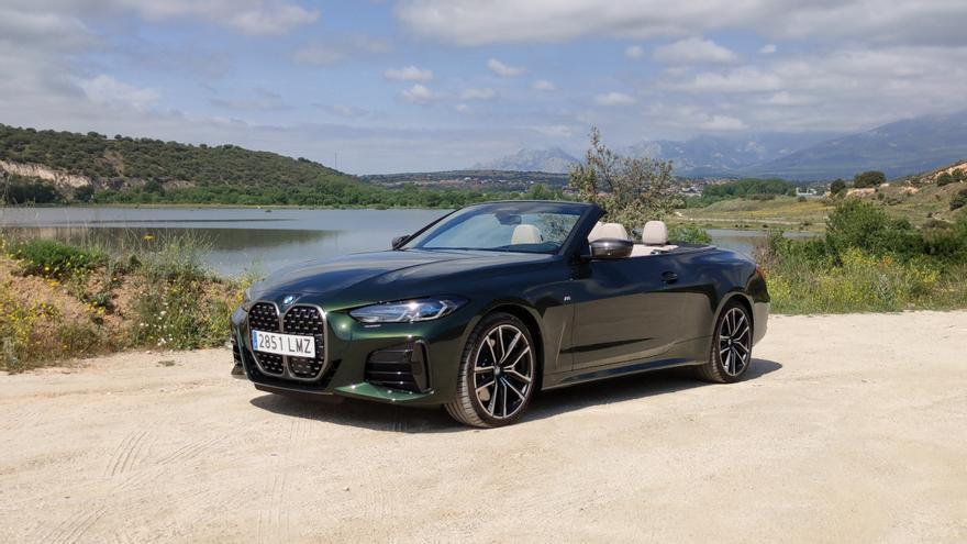 BMW Serie 4 Cabrio: primera toma de contacto