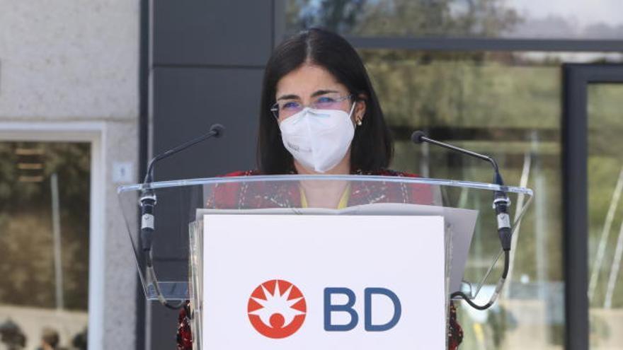 Darias pide a las autonomías que tomen nuevas medidas para frenar el coronavirus