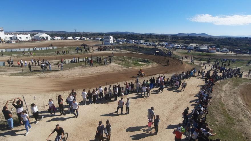 Malpartida disfruta con el Campeonato de Extremadura