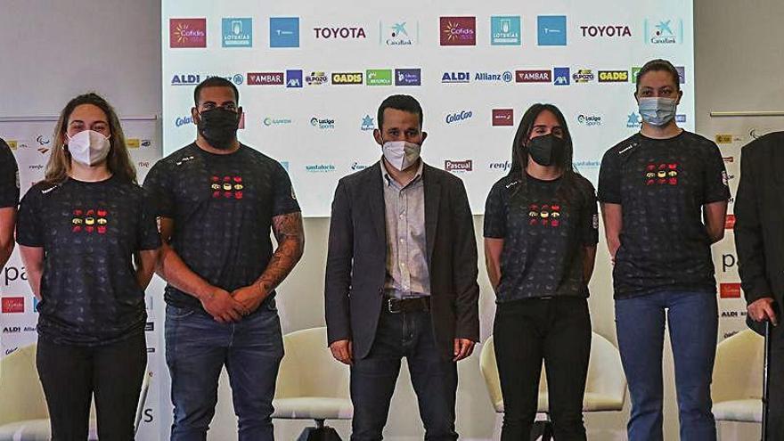 Veinticinco valencianos, en la preselección para los Juegos Paralímpicos de Tokio