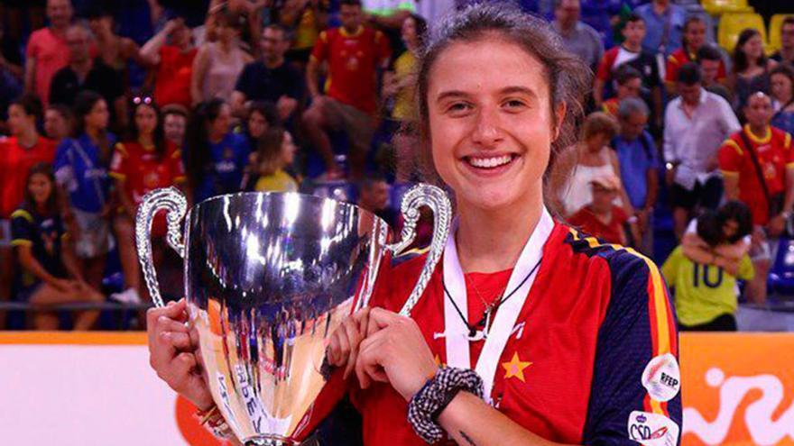 El 'stick' gallego que decide el Mundial para España