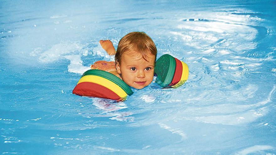 So baden Ihre Kinder auf Mallorca sicher