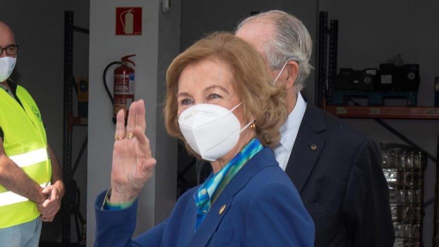 La reina Sofía cumple 82 años volcada en apoyar causas sociales