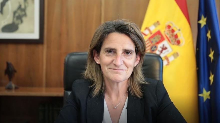 """Teresa Ribera: """"En 10 años veo una España reforzada en materia climática con una notable presencia de energías limpias"""""""