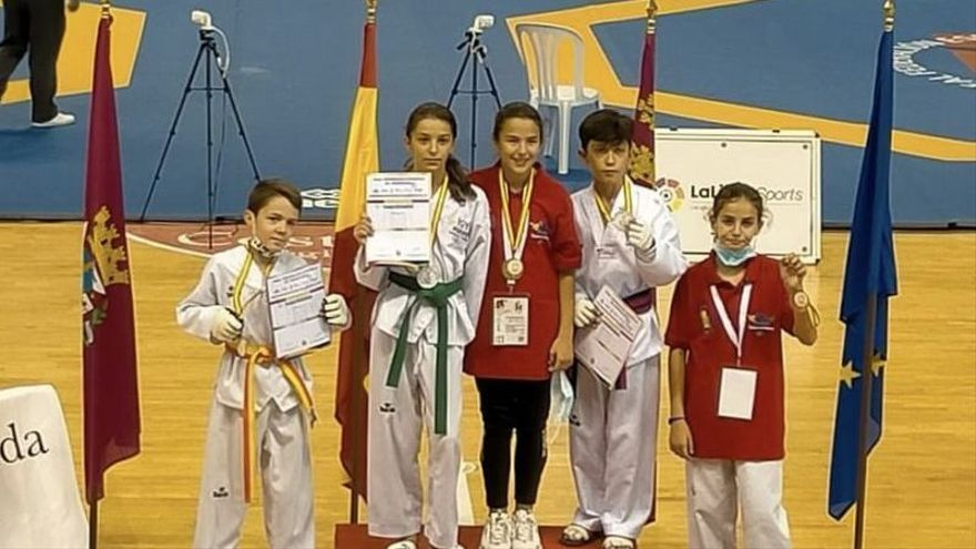El Club Deportivo Furyo se proclama campeón nacional precadete en categoría femenina