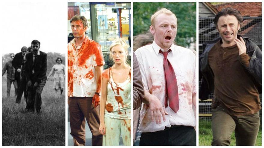 Les millors pel·lícules de zombis