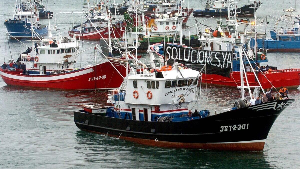 La pesca española se subleva contra el nuevo reglamento de la UE