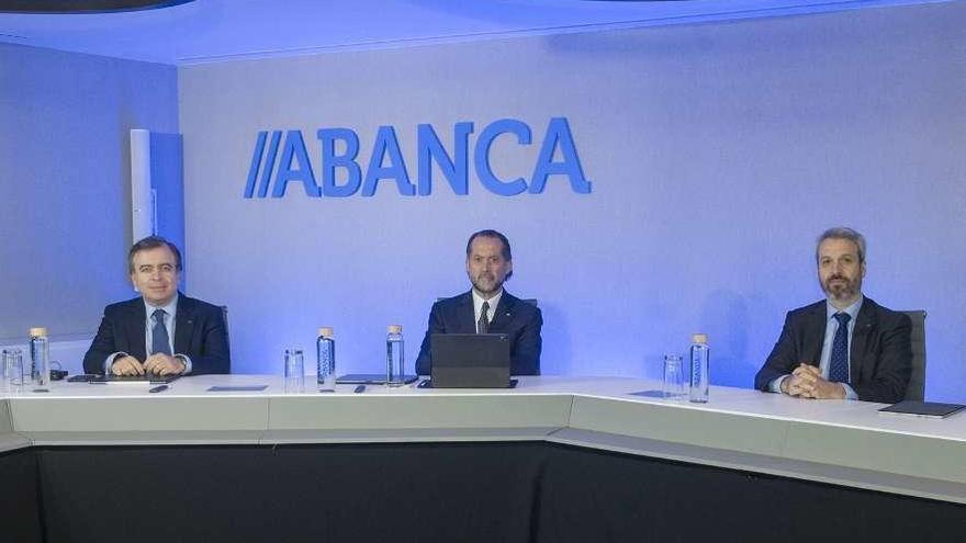 Abanca gana 127 millones hasta marzo y provisiona 78 millones ante el 'efecto Covid'