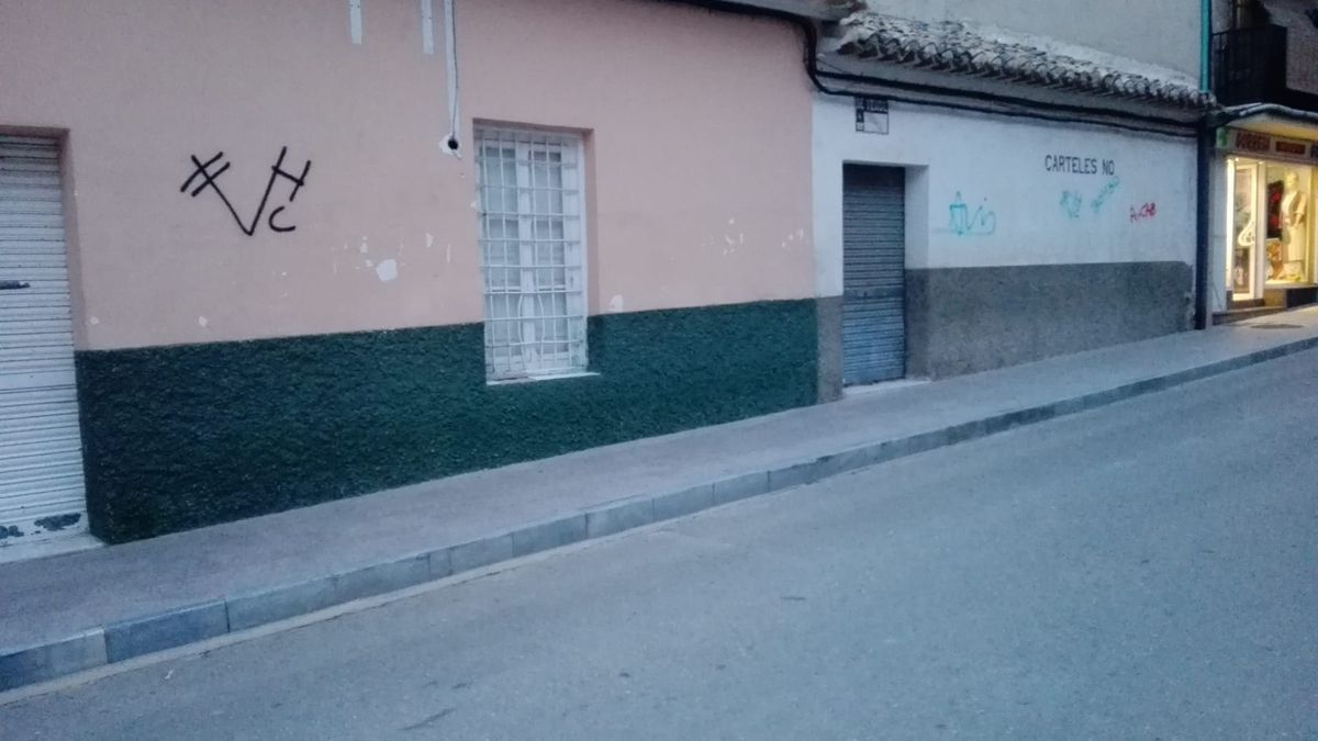 Pinturas en Cehegín