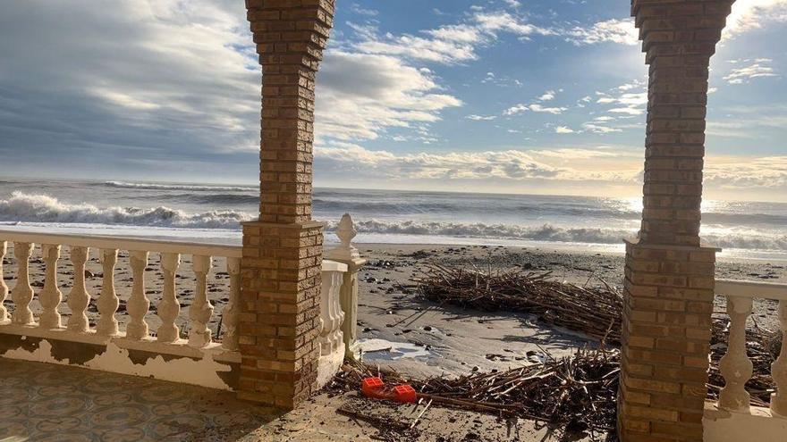 """""""Costas quiere que el mar se trague las casas en Nules"""""""