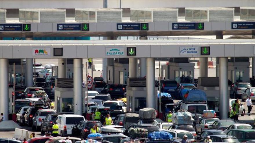 Marruecos suspende la Operación Paso del Estrecho