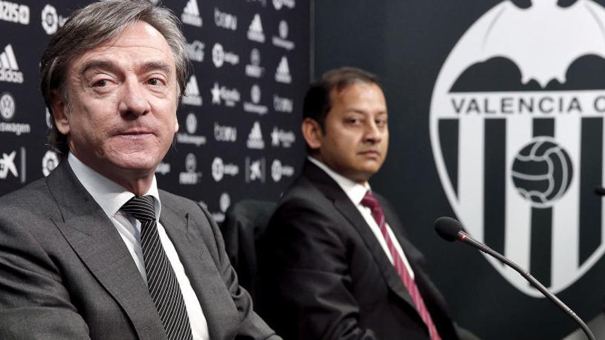 """El Valencia acusa a Prandelli de buscar """"excusas"""" para irse"""
