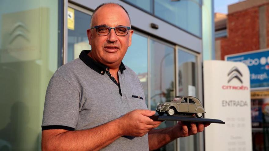 Marcel Pairó i la gestió de Citroën des del concessionari Interfren de Figueres