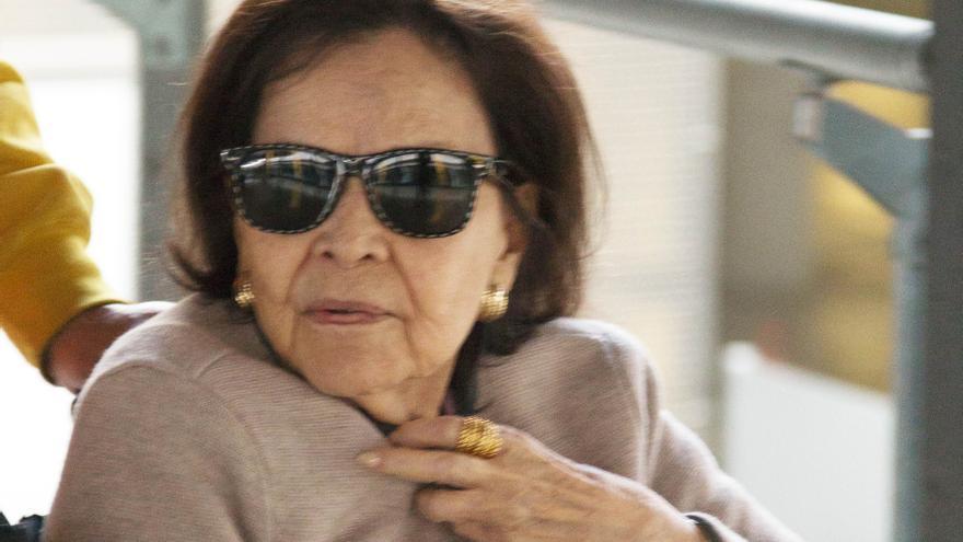 Muere a los 98 años la madre de Isabel Preysler