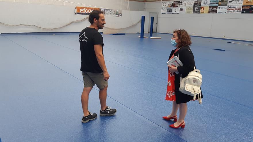 Tapia plantea a la Universidad de Oviedo que este año haya doble sede para la EBAU