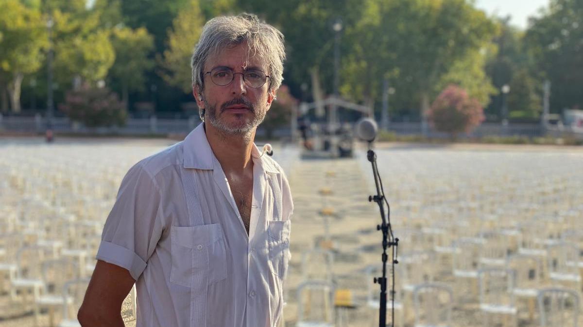 """Xoel López: """"No puedo evitar explorar terrenos desconocidos"""""""