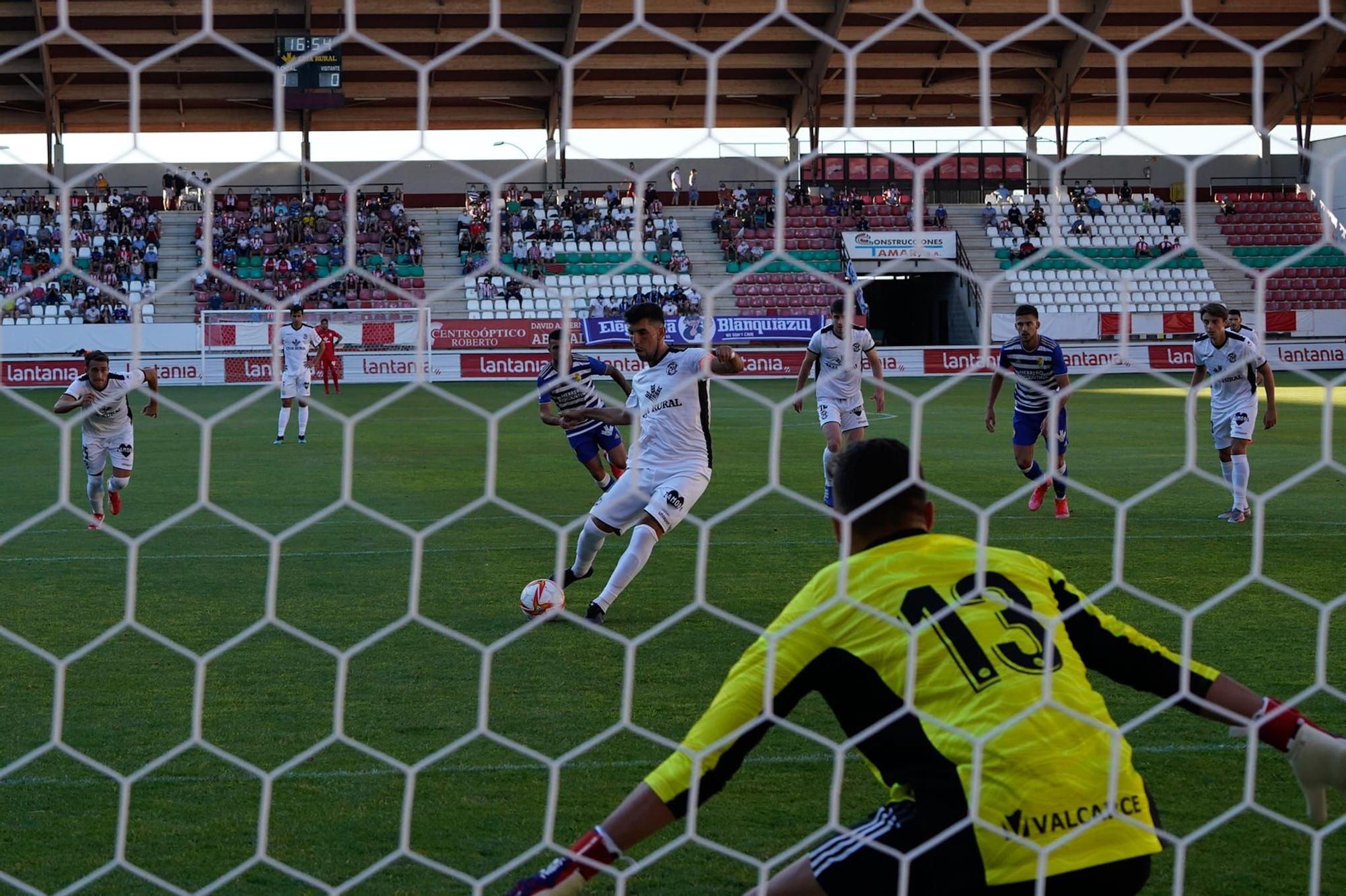 Zamora CF - Ponferradina | Primer amistoso de la pretemporada