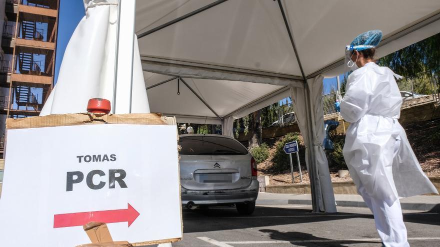 Alicante estabiliza la curva de contagios con 132 en un día