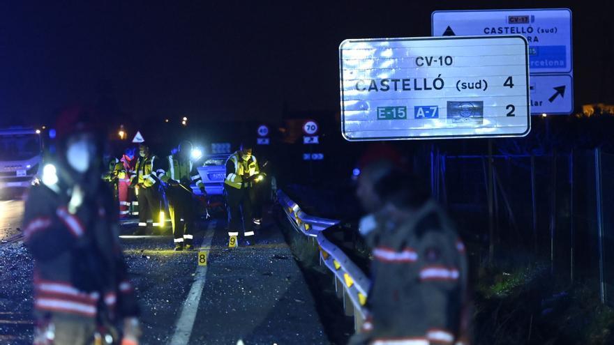 El fin del confinamiento duplica las muertes en carretera en Castellón