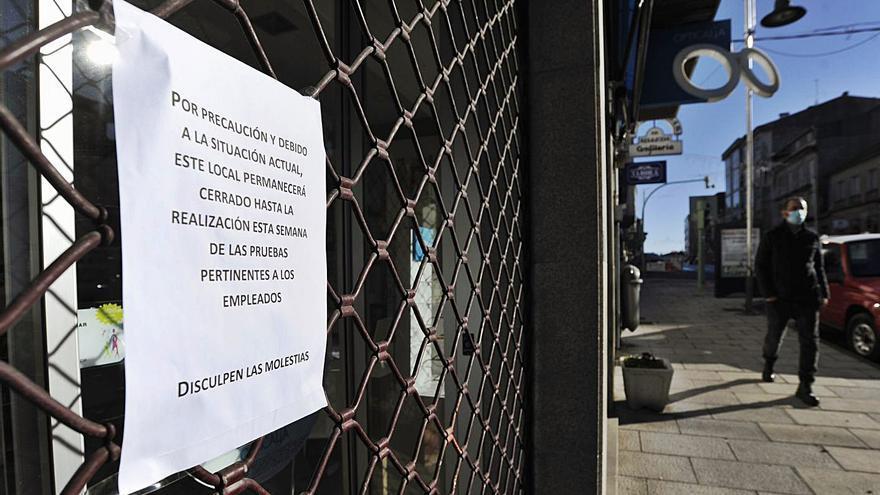 La Xunta perimetra Silleda y Forcarei, pero solo hará cribado a los forcaricenses de mayor riesgo