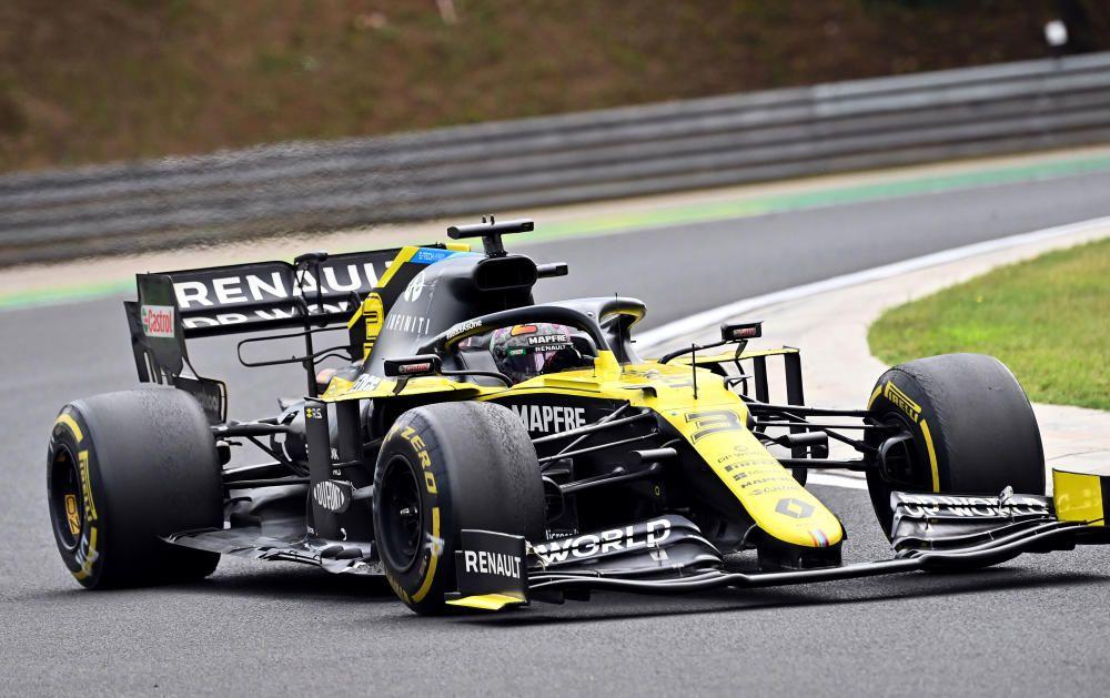 Hamilton se impone en el GP de Hungría