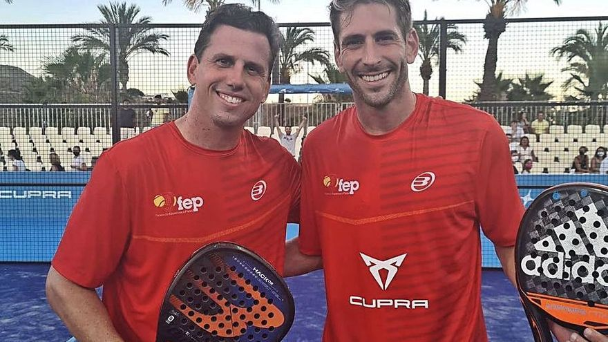 El malagueño Álex Ruiz, campeón europeo en Marbella