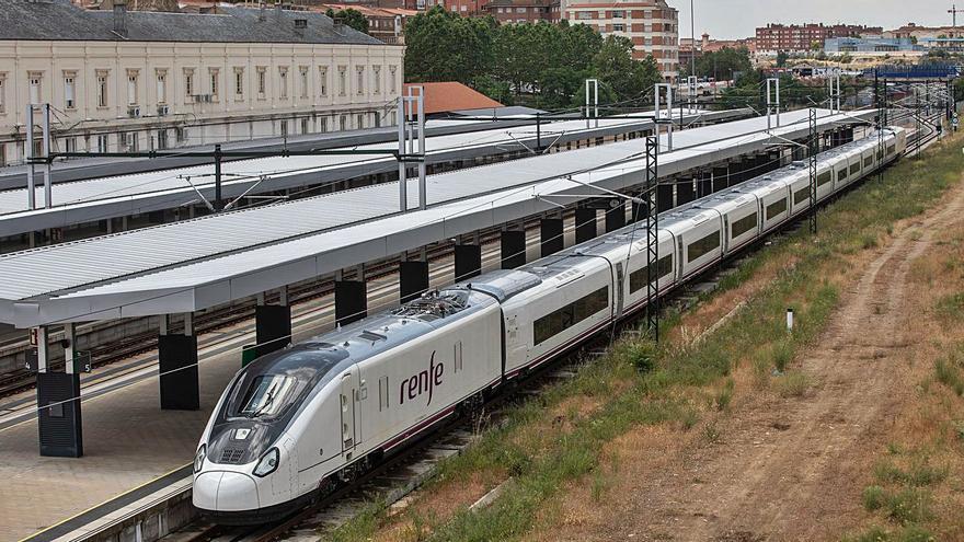 ADIF impulsa la conexión de la línea AVE de Zamora con País Vasco y Cataluña