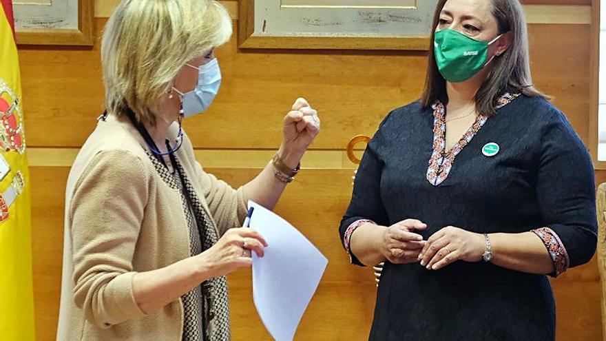 """Mercedes Gago (Satse Zamora): """"Somos las enfermeras del país que menos cobramos"""""""