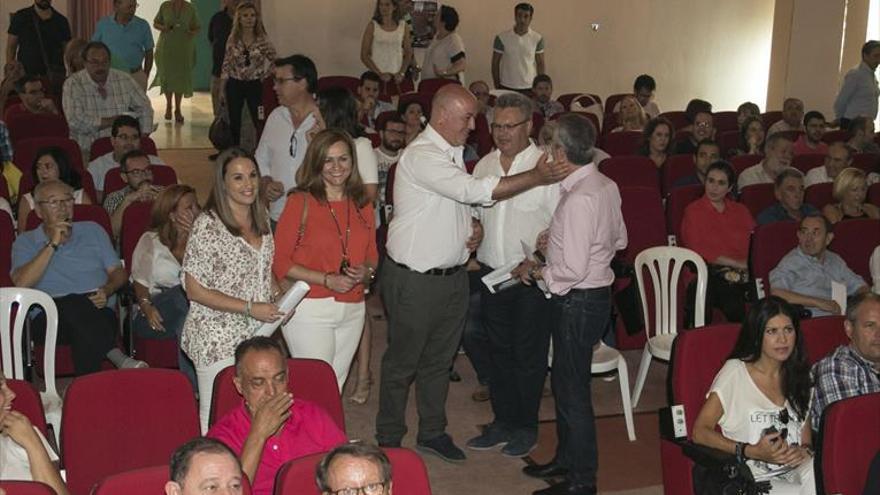 Rafi Crespín prepara su candidatura a las primarias del PSOE de Córdoba