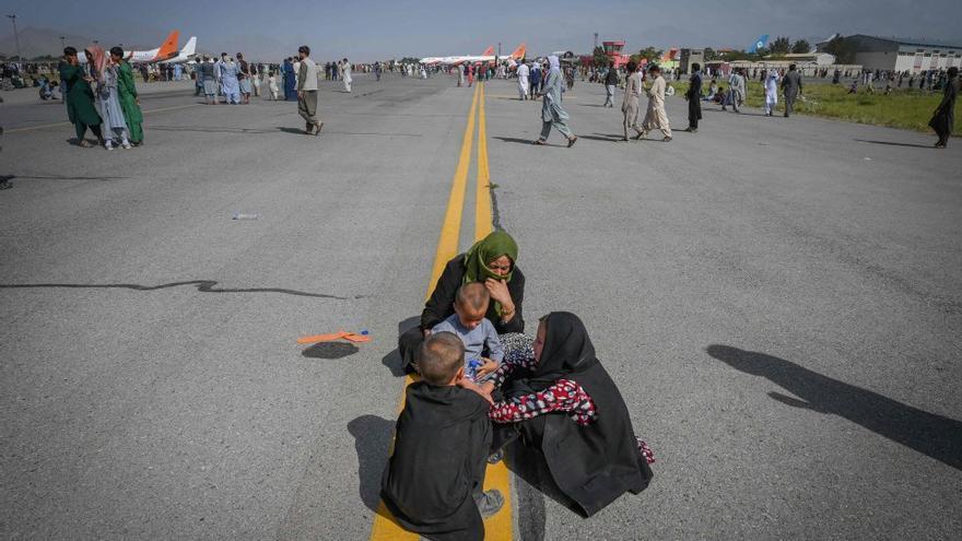 Cáceres se solidariza con Afganistán