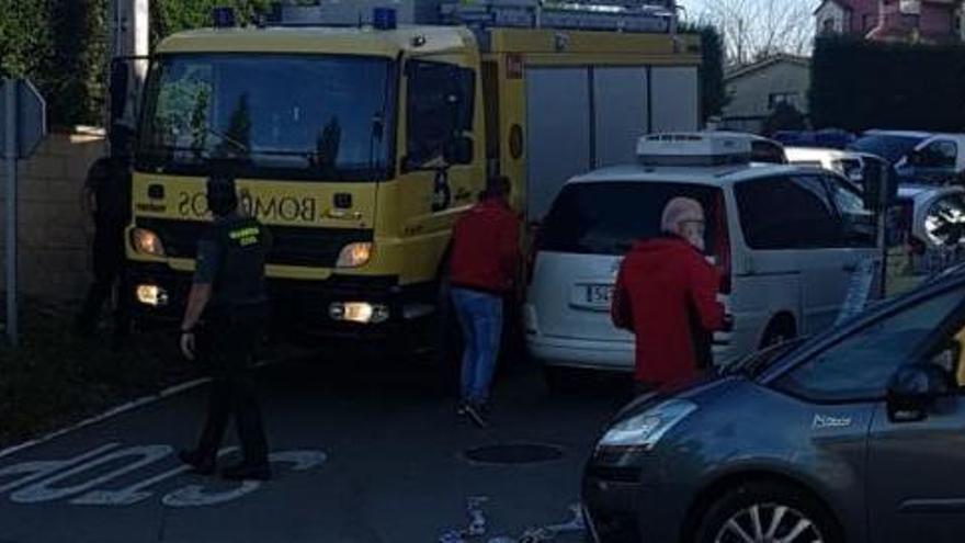 Hallan el cuerpo de un hombre con un tiro en la cabeza en Asturias