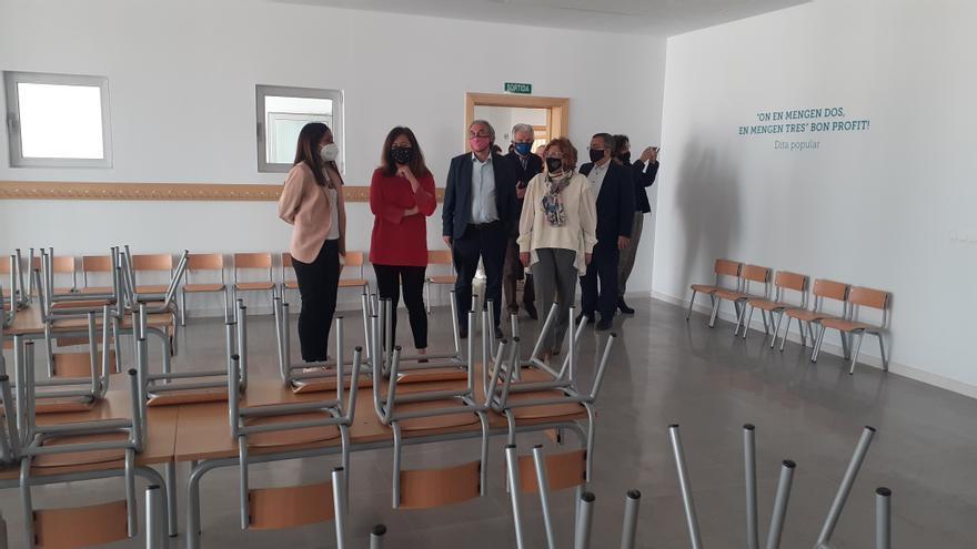 El nuevo colegio público del puerto de Alcúdia recibirá a los primeros alumnos el 4 de mayo