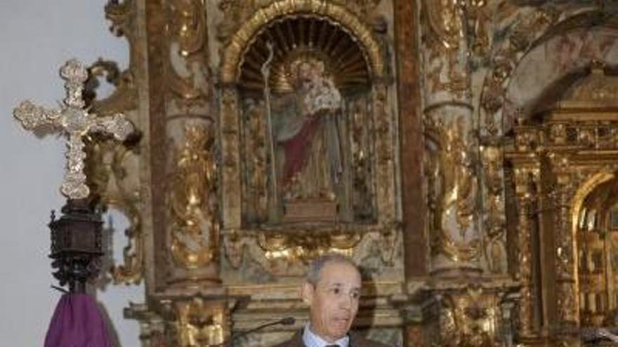 Luis Manías Dacosta en Alcañices