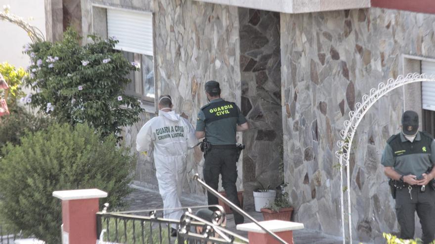 Hallada sin vida y con signos de violencia una mujer  en su domicilio en Moaña