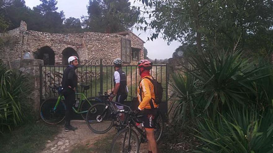 La Penya Ciclista Bonavista prepara, per a dissabte, una sortida gratuïta en bicicleta gravel fins a Castellfollit del Boix