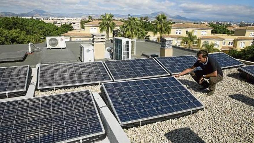 El uso de las energías renovables en la provincia se sitúa por debajo del 10%