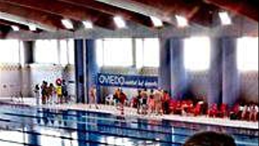 Natación Zamora gana cuatro medallas en la Ovimaster