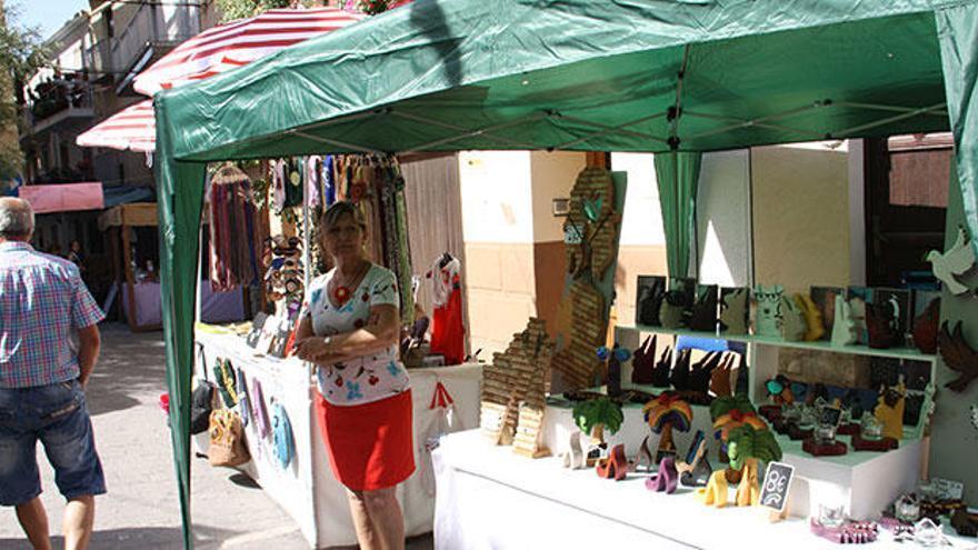Visita este fin de semana el Mercado Artesano de La Torre de les Maçanes