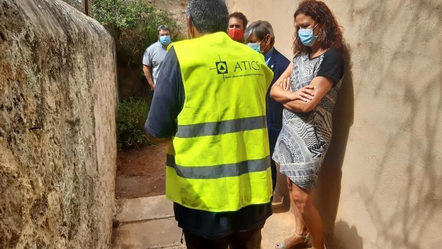 Erste Funde bei Suche nach Franco-Opfern in Bunyola