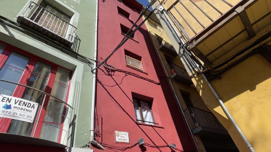 L'Ajuntament de Ripoll subvenciona la pintura de façanes i mitgeres