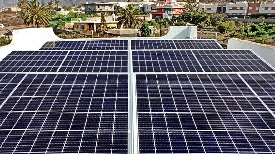 Las instalaciones fotovoltaicas privadas recibirán 300.000 euros
