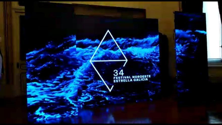 Vídeo presentación del 34 Festival Noroeste Estrella Galicia