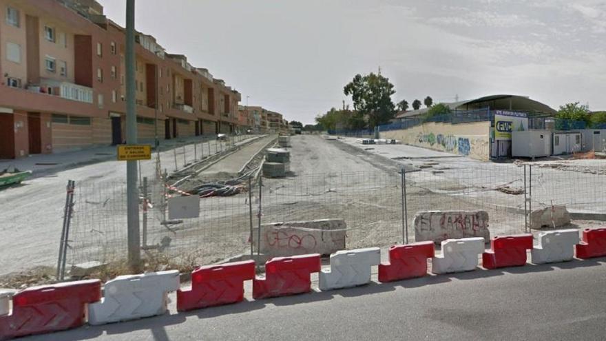 Abierto el bulevar que conecta las avenidas Plutarco y Jorge Luis Borges