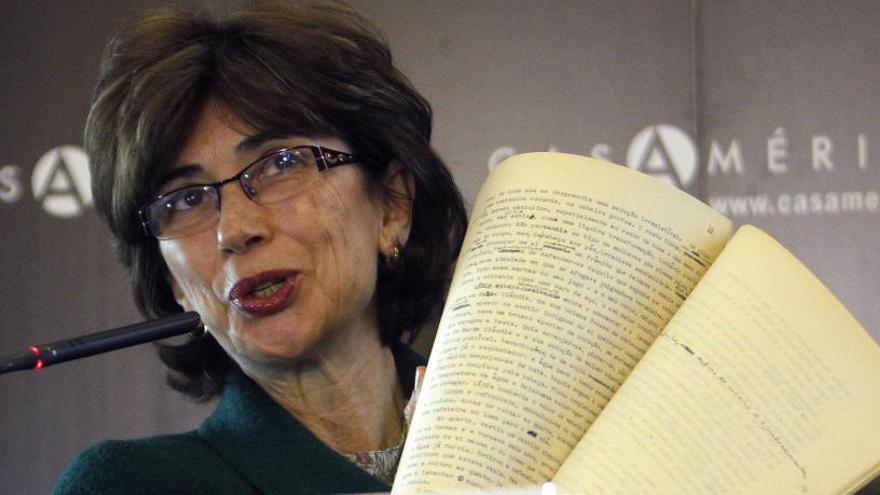 Pilar del Río, premio Luso-Español de Arte y Cultura