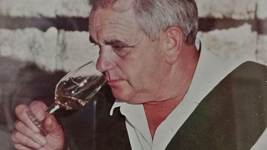 """Adiós a uno de los hombres que convirtió el albariño en """"el mejor vino del mundo"""""""