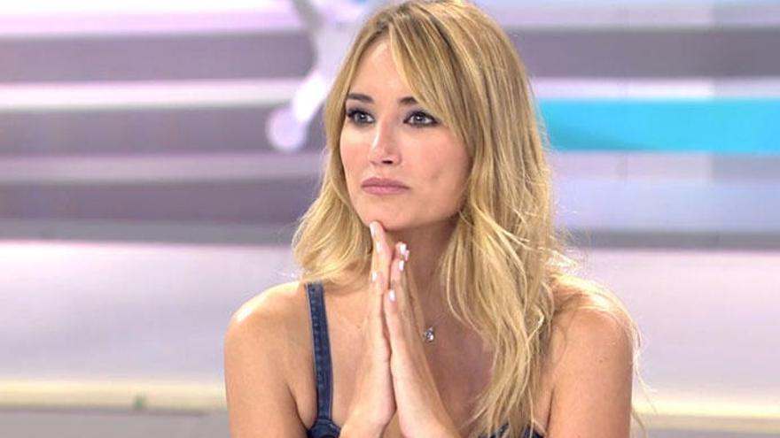 Alba Carrillo arremete contra Feliciano López por el caso de corrupción Oikos